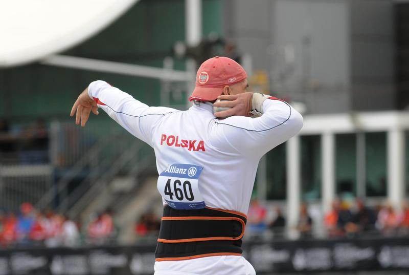 Ready? - Swansea IPC European Athletics Championships 2014