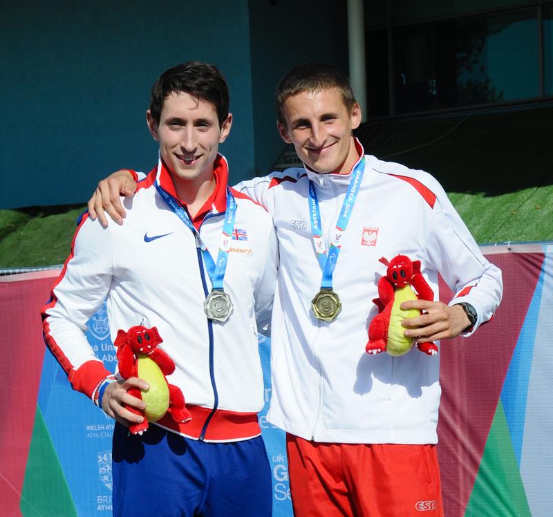 Amigos - Swansea IPC European Athletics Championships 2014