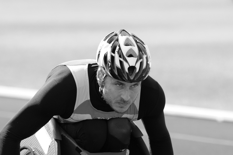 Concentration - Swansea IPC European Athletics Championships 2014
