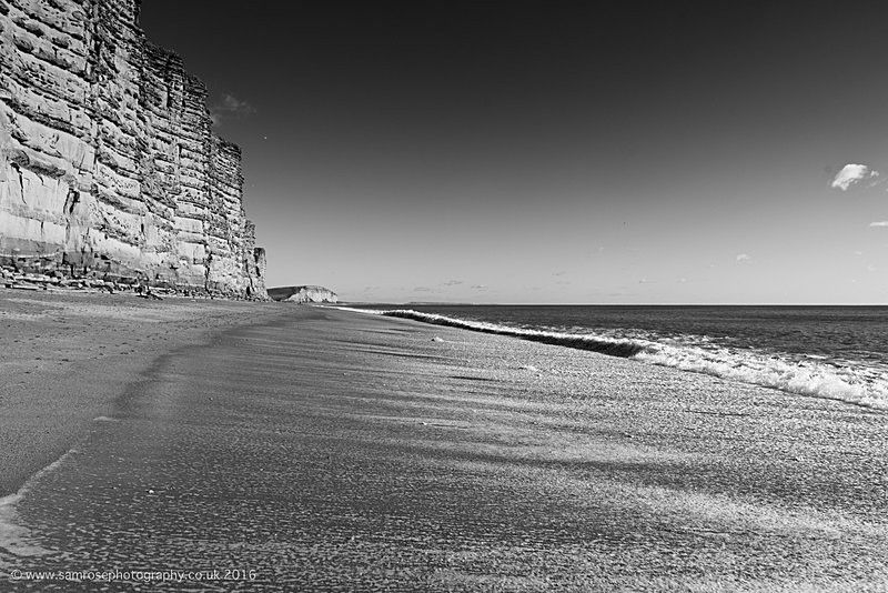 East Cliff Mono 1 - Dorset Photos