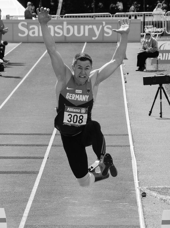 Help? - Swansea IPC European Athletics Championships 2014