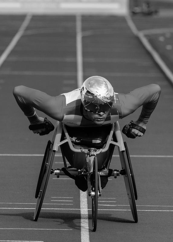 Marcel Hug (Suisse) - Swansea IPC European Athletics Championships 2014