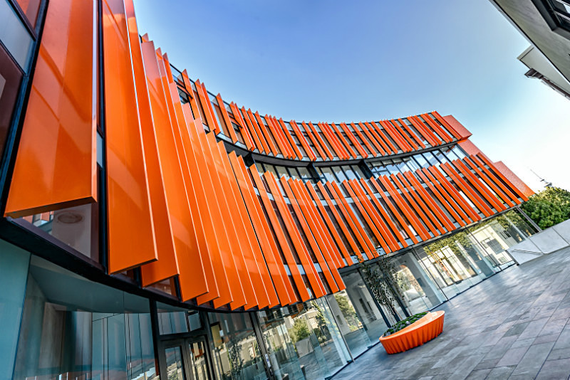 Building Exteriors - Commercial