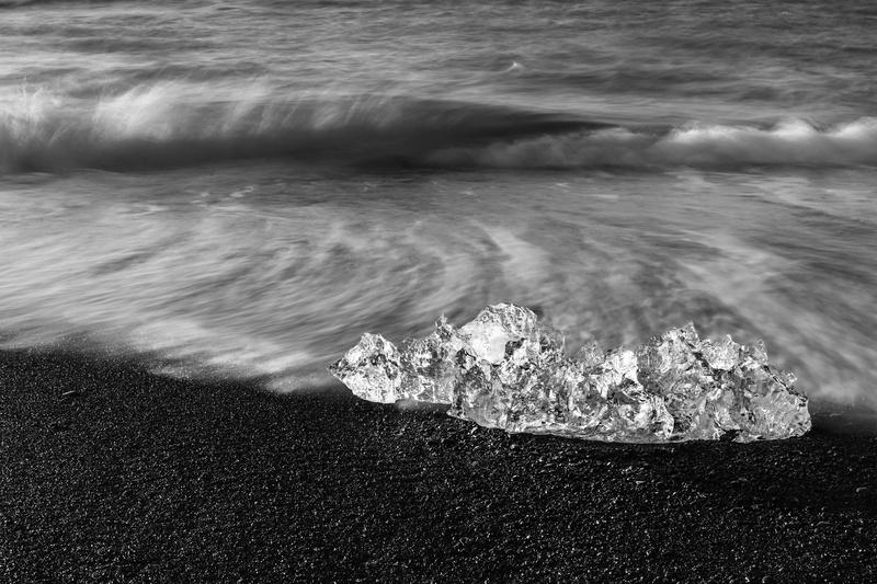 - Seascape - Monochrome
