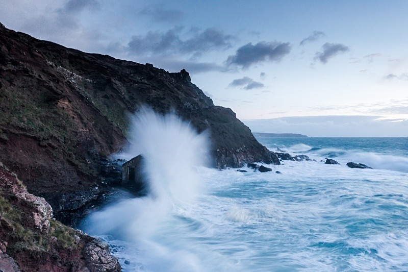 - Seascapes