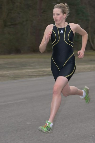 - Triathlete Profile