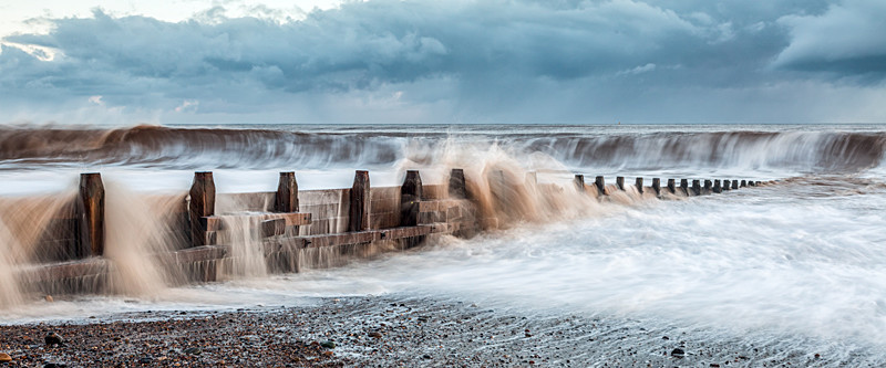 Sea Defences - Hornsea
