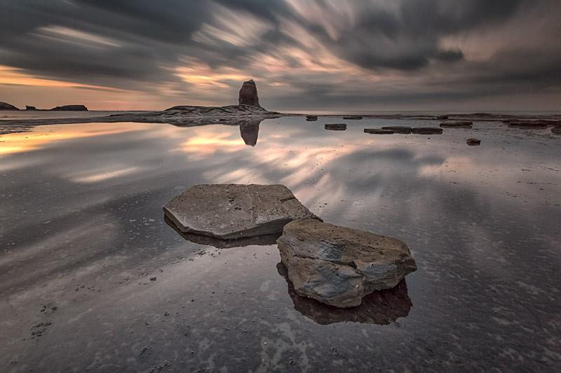Saltwick Reflections - North Yorkshire