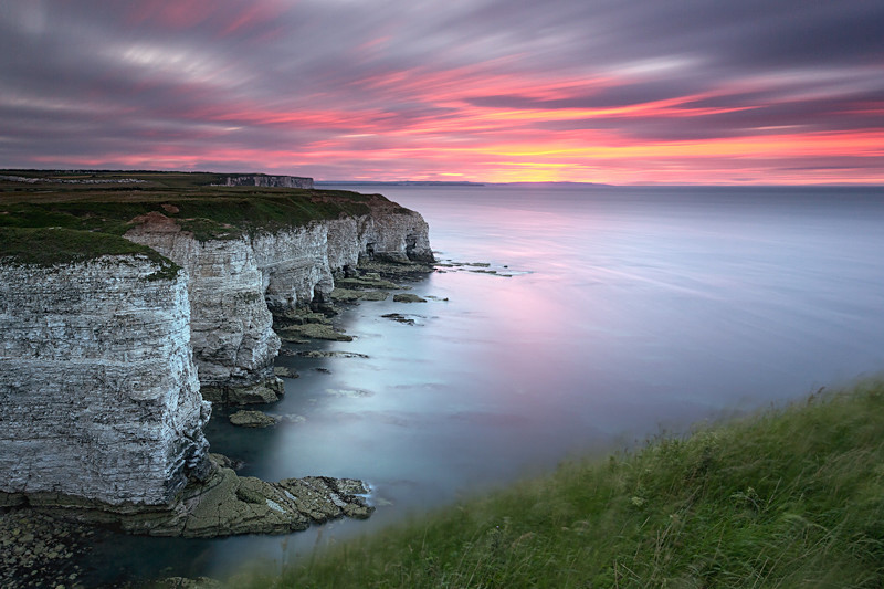 After the Sun Has Gone - Flamborough Head