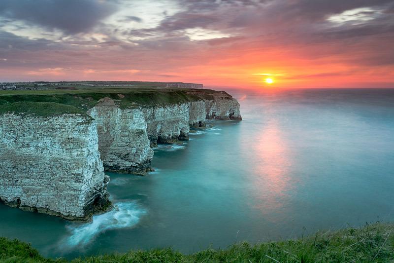 White Cliffs - Flamborough Head