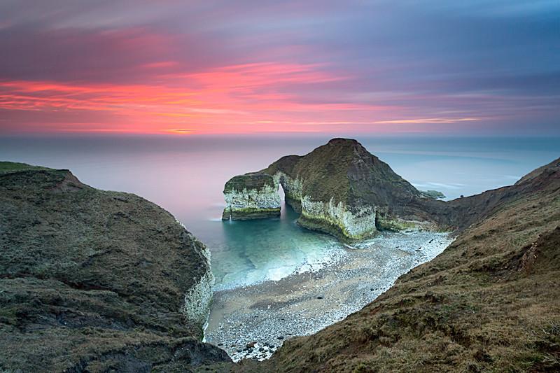 Flamborough Dawn - Flamborough Head