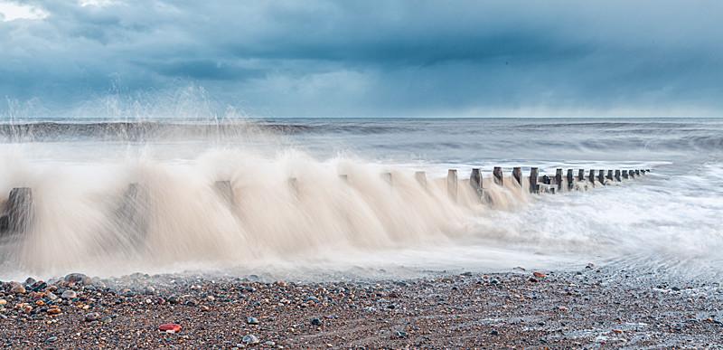 Surging Wave - Hornsea