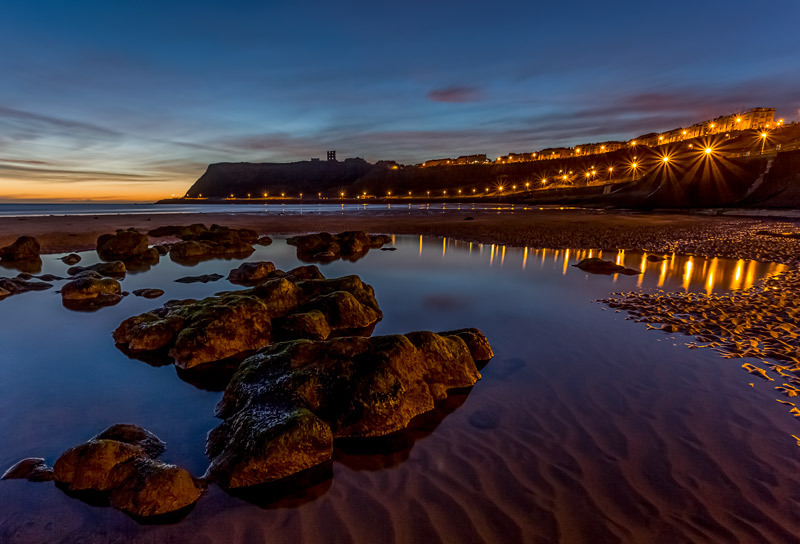 Scarborough Dawn - North Yorkshire