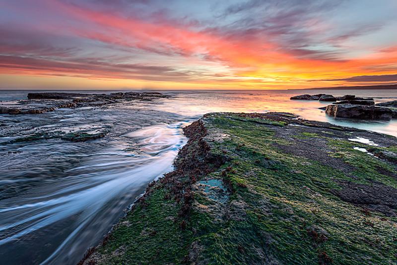 Filey Sunrise - North Yorkshire
