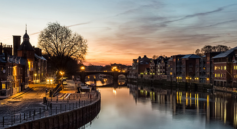 York at First Light - North Yorkshire