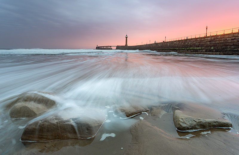 Whitby Beach - North Yorkshire