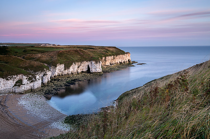 North Landing at Dawn - Flamborough Head