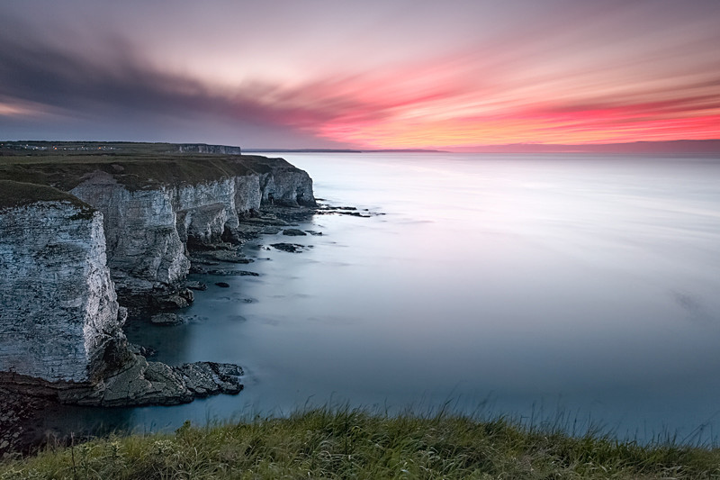 End of the Day - Flamborough Head