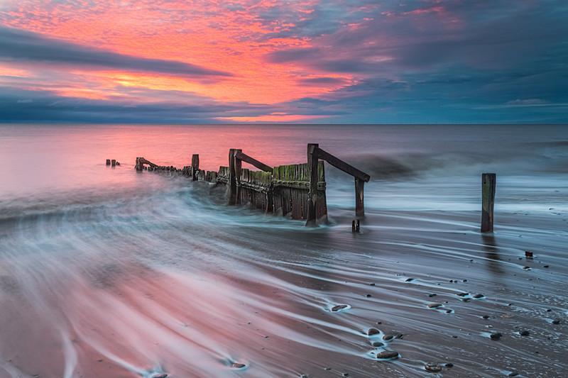 Morning sky - Hornsea