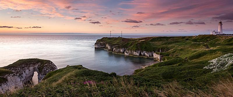 Selwicks Dawn - Flamborough Panorama's