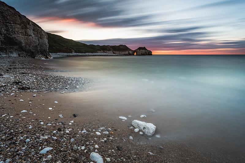 Thornwick Bay Long Exposure - Flamborough Head