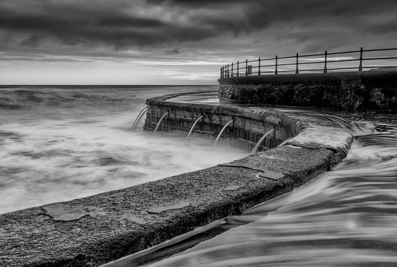 The Old Swimming Pool - North Yorkshire
