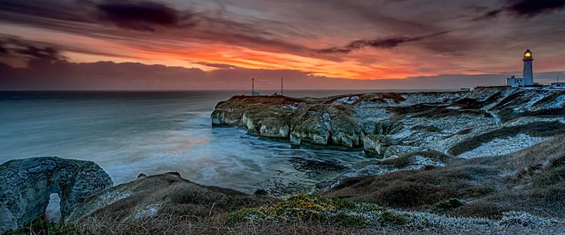 Winter is Coming - Flamborough Panorama's