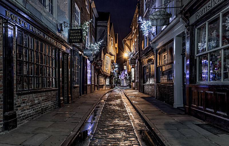 The Shambles - Other Locations