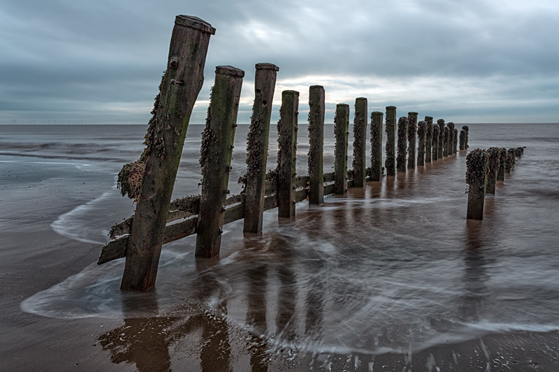 Spurn Point Groynes - Other Locations