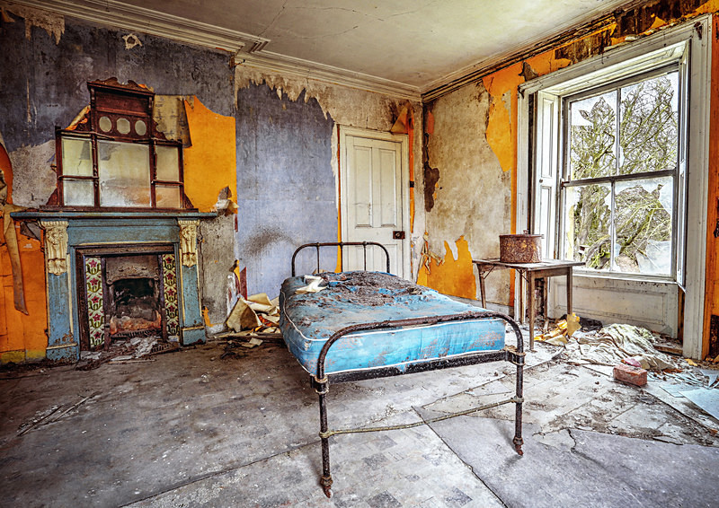 Decadent Decay - 'Abandoned Ireland'