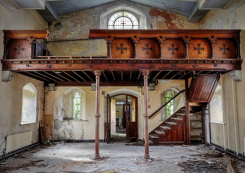 The Convent School - 'Abandoned Ireland'