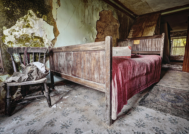 Sweet Dreams - 'Abandoned Ireland'