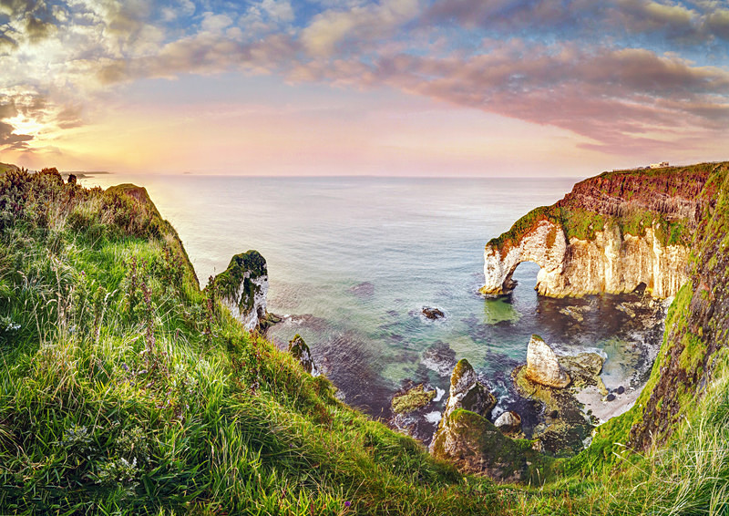 The Wishing Arch, Co. Antrim - Irish Landscapes