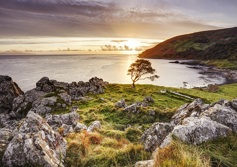 Murlough Bay, Co. Antrim - Irish Landscapes