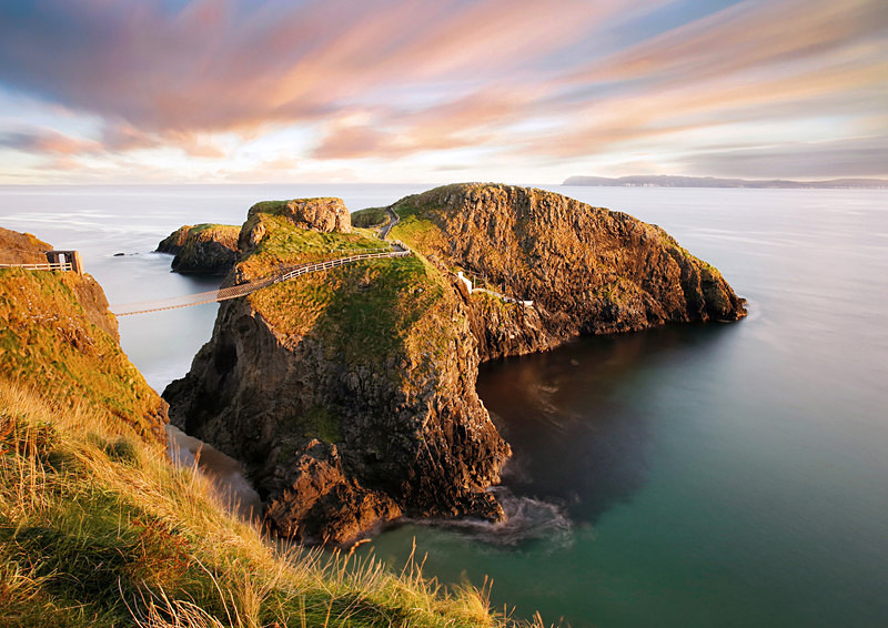 Carrick-a-Rede - Irish Landscapes