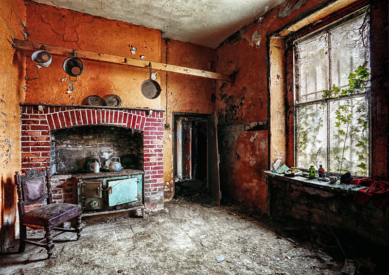 Put the Kettle On - 'Abandoned Ireland'