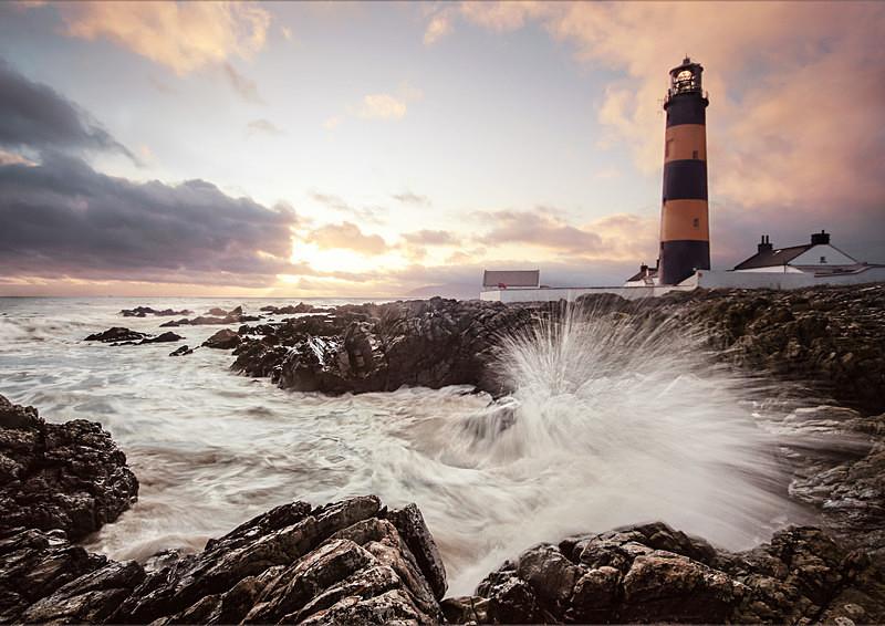 St. John's Lighthouse, Co. Down - Irish Landscapes