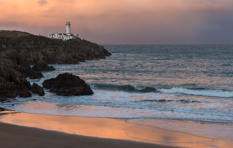 Atlantic Light Fanad - Co. Donegal