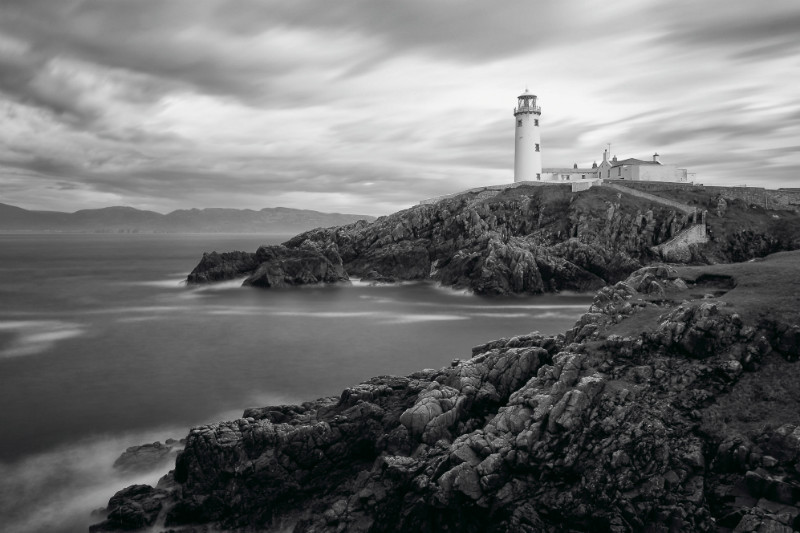 bwlighthouse - Black & White