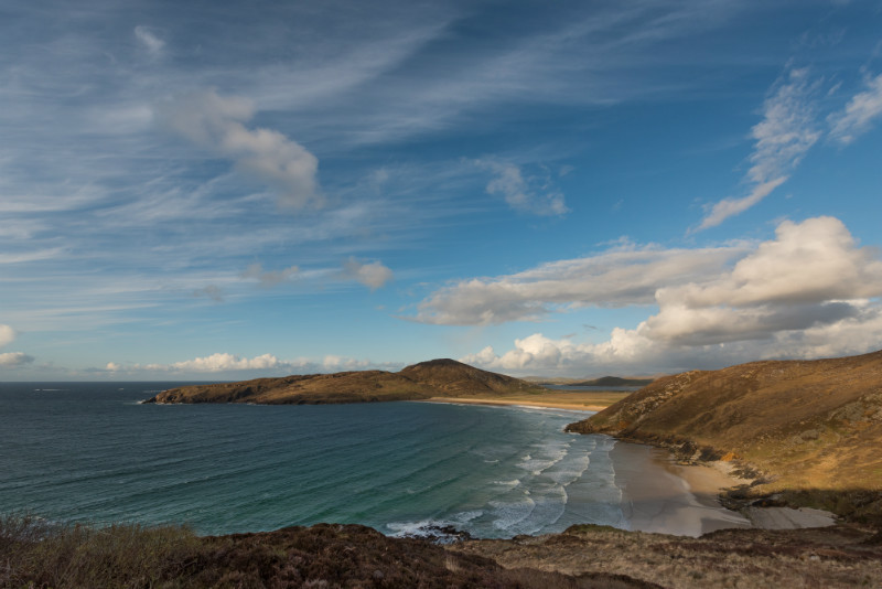 Tra na Rossan Bay - Co. Donegal
