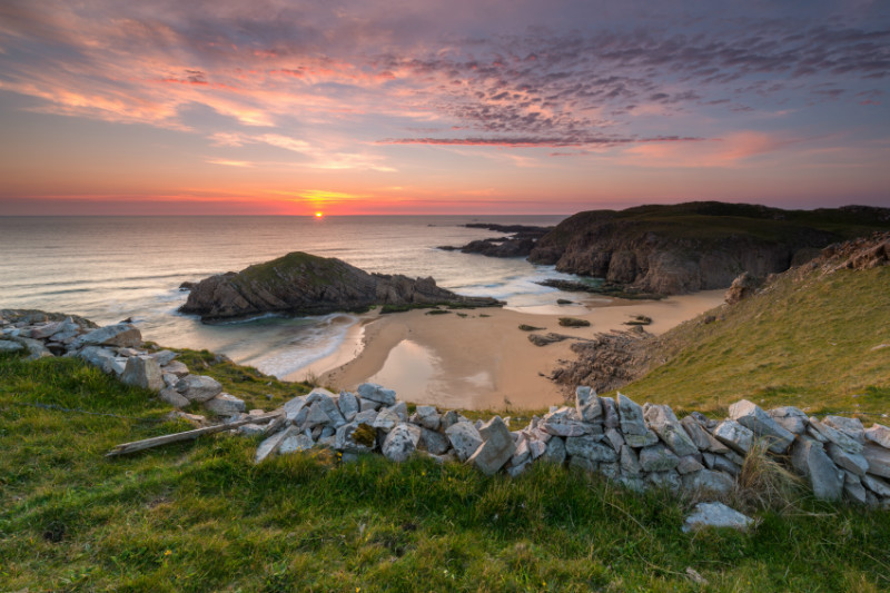 Boyeeghter Bay - Co. Donegal