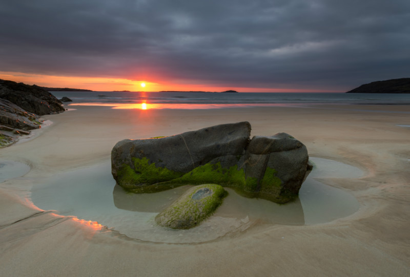 End of Day - Co. Donegal