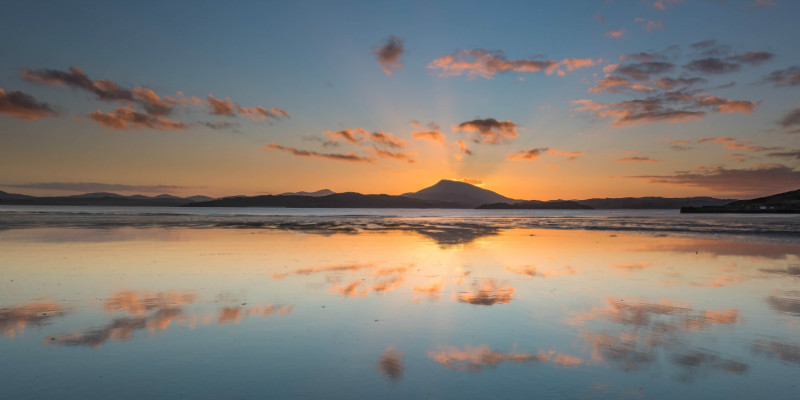 Muckish Sundown Downings - Co. Donegal