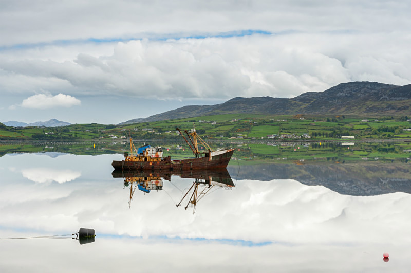 Cranford Reflections - Co. Donegal