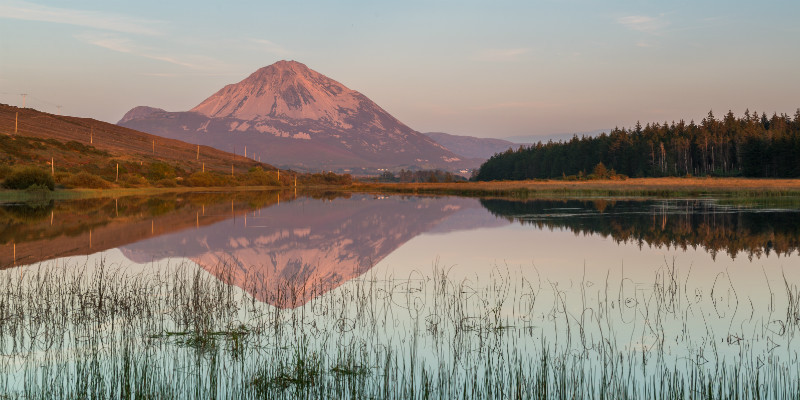 Errigal Glow - Co. Donegal