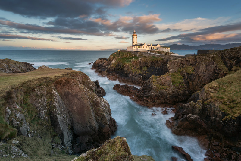 Fanad Head Sunset - Co. Donegal