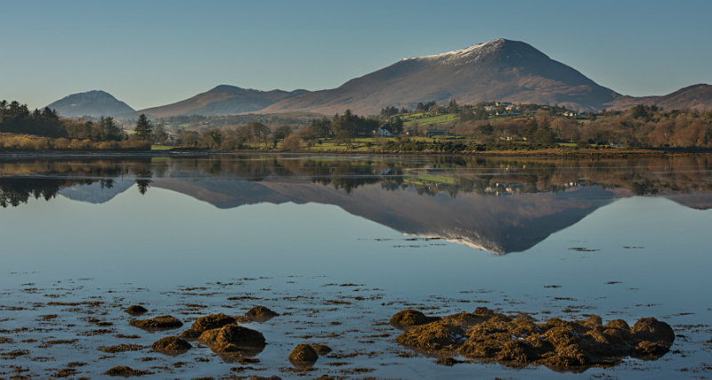 Muckish Mountain Calm - Co. Donegal