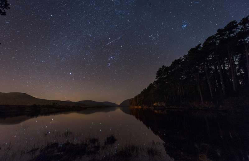 Glenveagh Orion - Donegal's Sky at Night