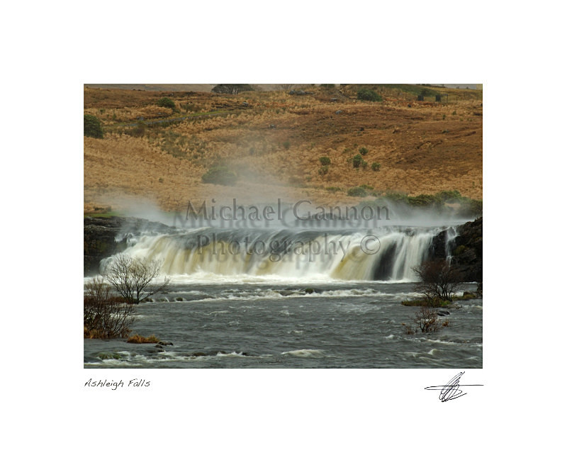 Ashleigh Falls - Landscape Colour
