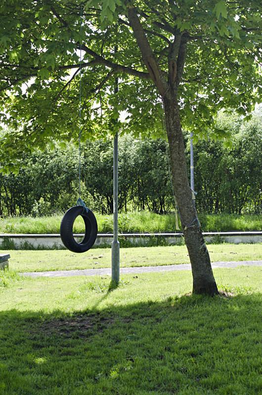 12 - Tyre Swings
